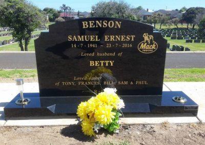 Benson, Samuel 271016 Wbool Lawn