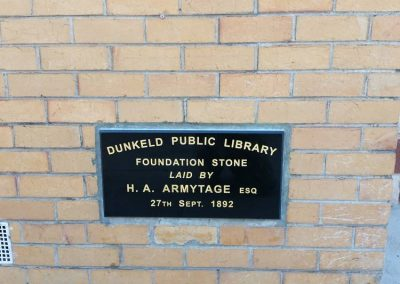 Dunkeld Hall 130315