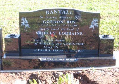 Rantall Gordon 070709 Cobden Lawn