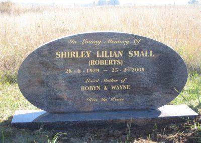 Small Shirley 250509 Hexham